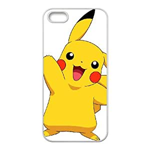 Pikachu iPhone 4 4s Cell Phone Case White MUS9188769
