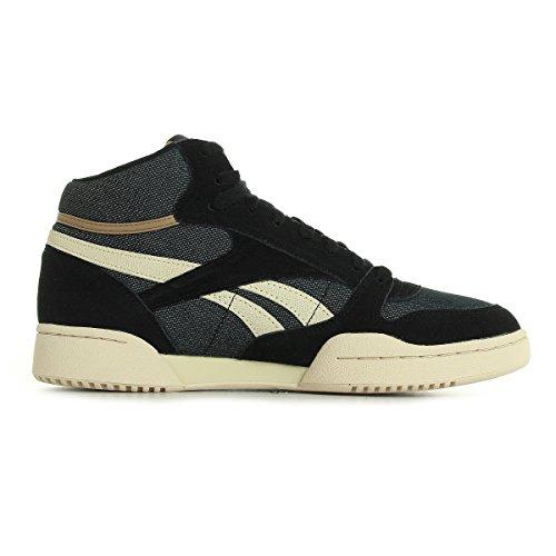Reebok CL EXERTION MID TXT M48054, Herren Sneaker