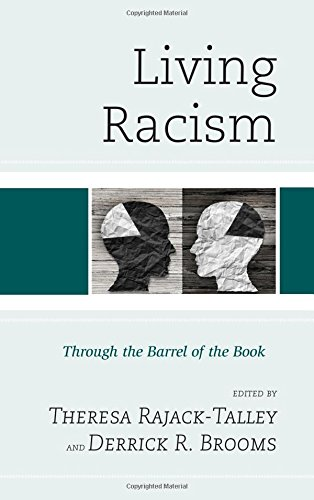 Green Barrel Body - Living Racism: Through the Barrel of the Book