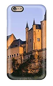 Excellent Iphone 6 Case Tpu Cover Back Skin Protector Alcazar Castle Segovia Nature Other