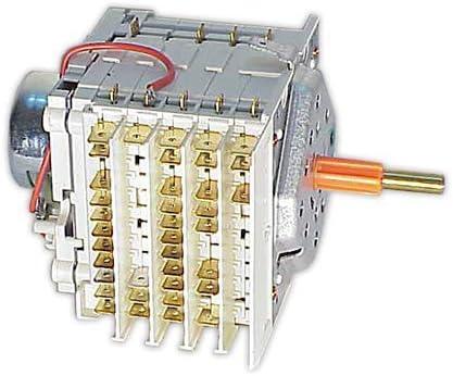 DOJA Industrial | Tapa mando timer LAVADORA ZANUSSI FL-402 ...