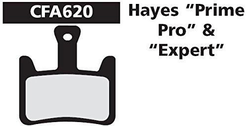 BCE Ebc vert paire de plaquettes hayes prime pro//expert organique medium