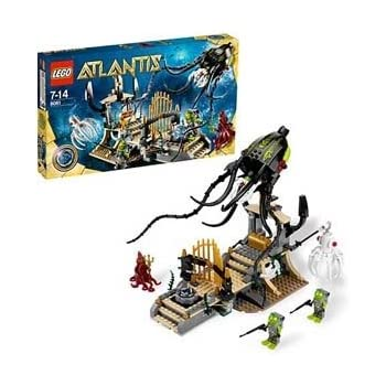 Amazon.com: LEGO Atlantis Gateway of the Squid (8061