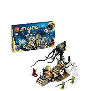 LEGO Atlantis Gateway of the Squid (8061)