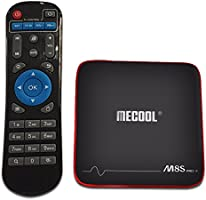 Amazon com: MECOOL M8S PRO W Android 7 1 Smart TV Box S905W