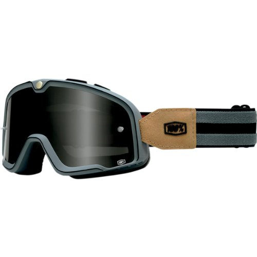 100% Unisex Adult Barstow Gray Legend Goggles - Barstow Outlets