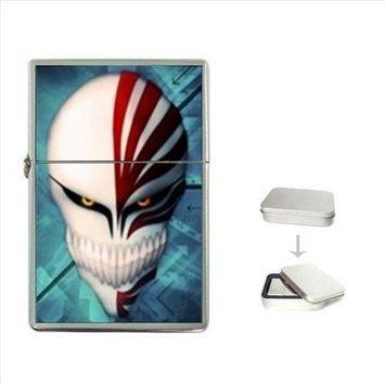 New-Product-BLEACH-ICHIGO-HOLLOW-MASK-ANIME-MANGA-Flip-Top-Cigarette-Lighter-free-Case-Box