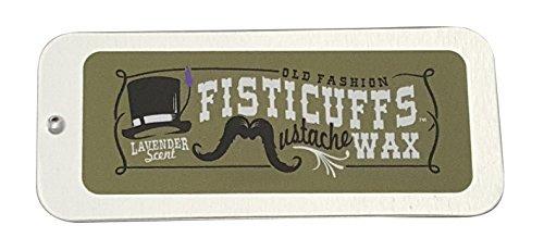 Fisticuffs Mustache Wax (Lavender Scent)