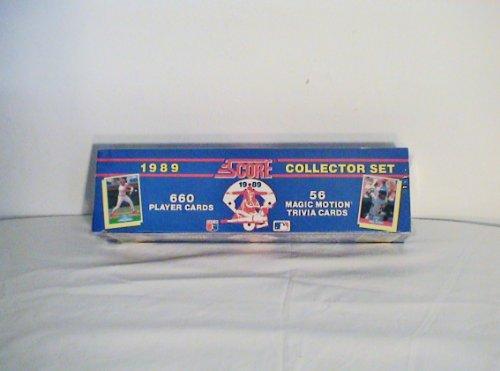 Score 1989 Baseball Card Factory Set ()
