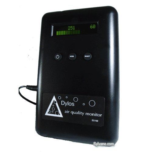 Dylos DC1100 Standard Laser Air Quality -