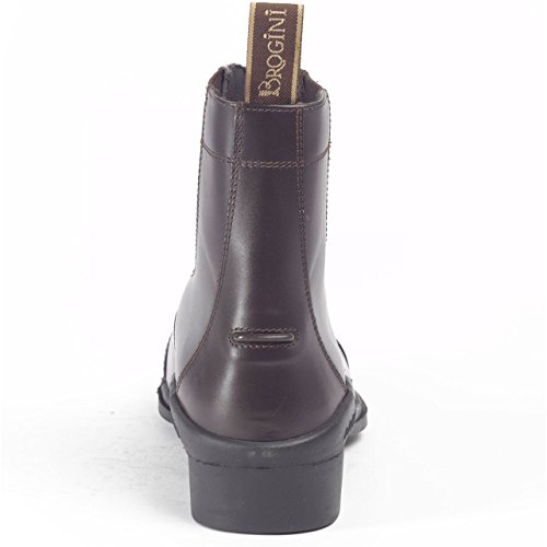Brogini incantana Zip Boot marrón