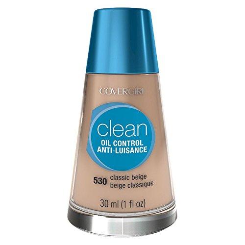 COVERGIRL - Clean Oil Control Liquid Makeup Classic Beige - 1 fl. oz. (30 ml)