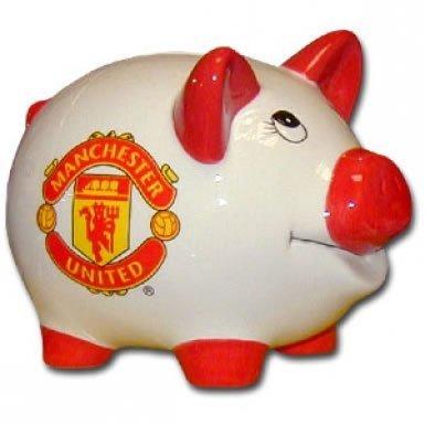 Man Utd Piggy Bank