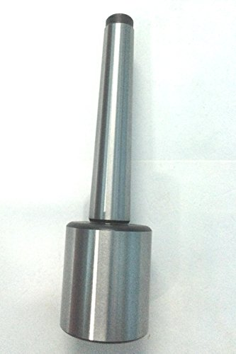 IShank MT1 Morse Taper Soft Blank End Arbor -Lathe Mill Drill Threaded Type 25 x (28 Threaded Drill)