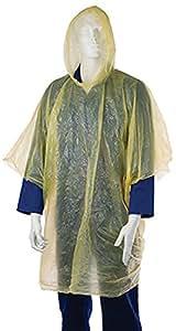 Silverline 818597 - Poncho impermeable (Talla única)