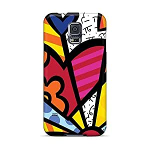 PhilHolmes Samsung Galaxy S5 Protector Hard Cell-phone Case Customized Vivid Grateful Dead Series [HbX1694xxpg]