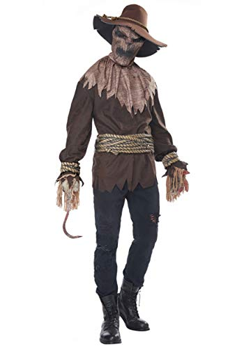 California Costumes - Adult Killer In The Cornfield Costume - L-XL