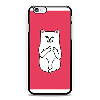 newest collection fccad 782e2 RIPNDIP CAT for iPhone 6 Case, iPhone 6S Case Made & Ship From US ...