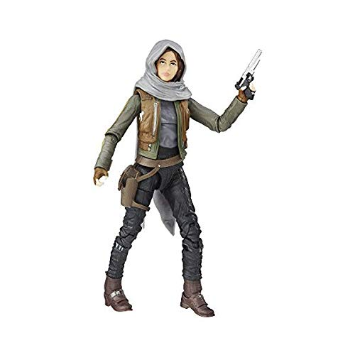 with Jyn Erso Action Figures design