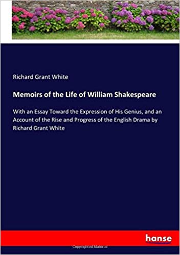 English Essay Ideas Amazonin Buy Memoirs Of The Life Of William Shakespeare With An Essay  Toward The Expression Of His Genius And An Account Of The Rise And  Progress Of The  Essay Paper Help also College Essay Papers Amazonin Buy Memoirs Of The Life Of William Shakespeare With An  A Modest Proposal Essay Topics