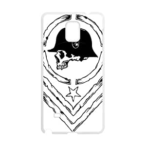 Unique skull Cell Phone Case for Samsung Galaxy Note4