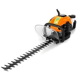 Rotfuchs® 1,22 PS Benzin Heckenschere HDTR26 Orange mit 25,4 ccm, 55cm...