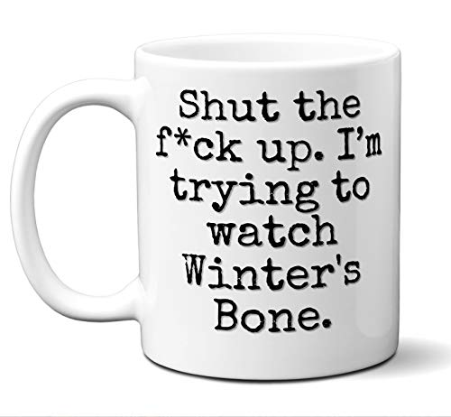 Winter's Bone Gift Mug. Funny Parody Movie Lover Fan