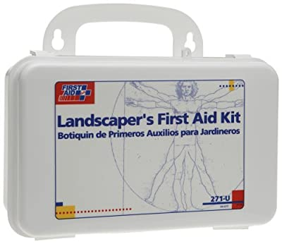 First Aid Only 10 Unit Landscaper First Aid Kit, 95-Piece Kit by First Aid Only