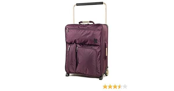 Maleta de mano, de la marca IT Luggage, superligera, 55 x 40 x 20 ...