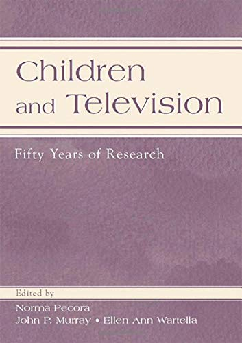 Children and Television: Fifty Years of Research (Routledge Communication Series)
