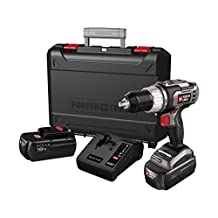 """Factory Reconditioned Porter Cable PC180DK-2R 18V 1/2"""" NiCd Drill Driver Kit"""