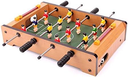 Mini Fútbol de Mesa de futbolín Juego, Pie de futbolín Juego de ...
