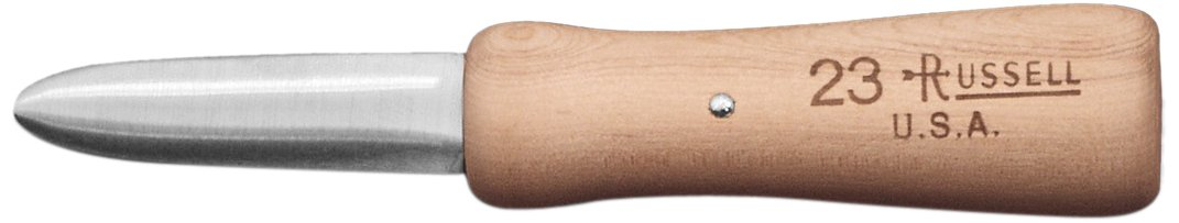 Dexter-Russell (23) - 2'' Providence-Style Oyster Knife - Dexter-Russell Series