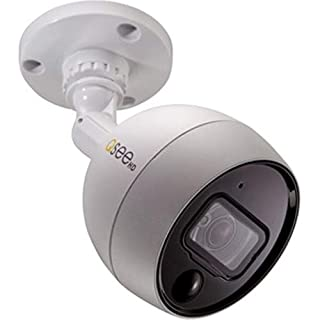 Q-See Home Security Camera (QCA8081B) 4MP Analog HD PIR Bullet Camera with 65ft of Night Vision, Indoor/Outdoor, Add-On