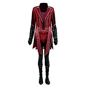 Scarlet Witch Costumes For Sale Avengers Infinity War Funtober Halloween