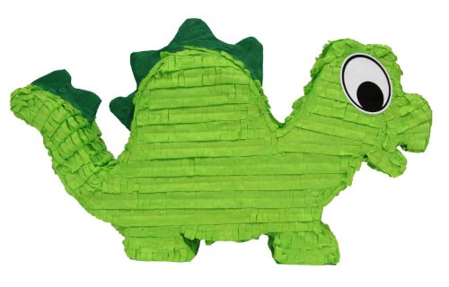 Aztec Imports Brontosaurus Pinata, Green ()