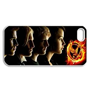 DIY-Style DIY Cases Cover for iphone 4/4s iphone 4/4s The Hunger Games DIY-Style-4142
