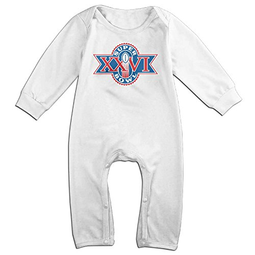super-bowl-xxvi-logo-white-funny-long-sleeves-variety-baby-onesies-body-suits-for-babies-size-18-mon