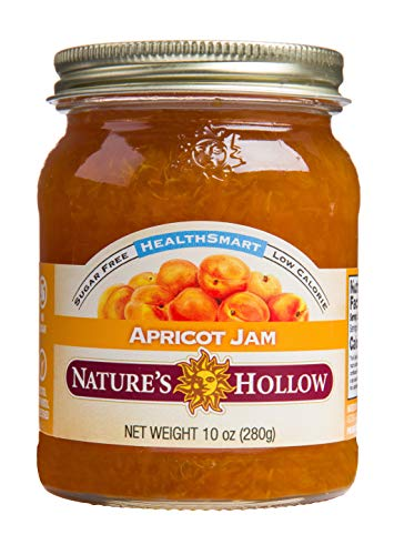 Natures Hollow, Preserves Apricot, 10 Ounce
