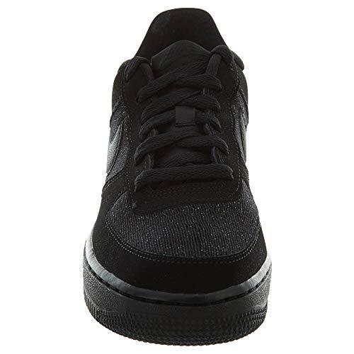 Force black Basses Nike gs 1 Air 001 black Femme Noir Lv8 Sneakers Hzz57q