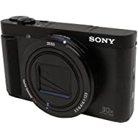 Sony Cyber-shot HX80 18.2 Megapixel Bridge Camera - Black - 3 LCD - 16:9 - 30x Optical Zoom - 2x - Optical (IS) - 4896 x 3672 Image - 1920 x 1080 Video - HDMI - HD Movie (Certified Refurbished)