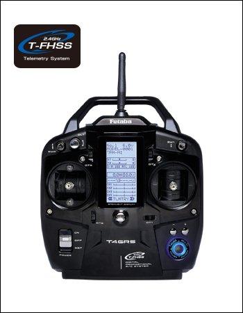 FUTABA 4GRS T/R送受信機セット R314SB付 テレメトリー機能装備 T-FHSS&S-FHSS <028199> B071S4YTQF