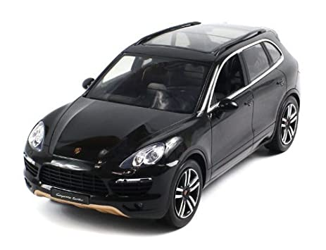 Licensed Porsche Cayenne Turbo Electric RC Truck 1:16 RTR (Colors May Vary)