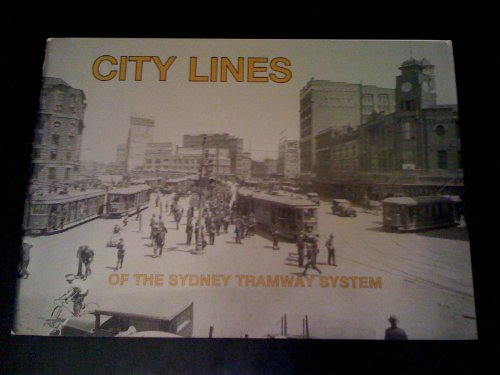 City Lines of the Sydney Tramway System Square Tramway