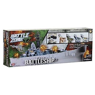 USS Giant Battleship: Toys & Games