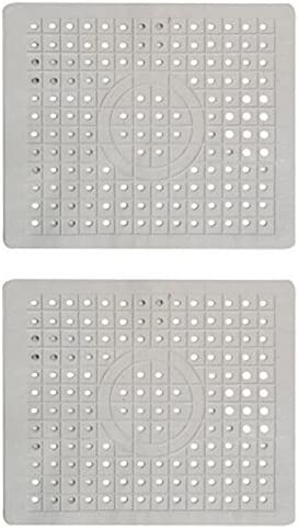 2 Sink Protector Mats Ideal For Any Sink