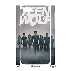 C-EUR Diy hard Case Teen Wolf customized 3D case For Iphone 4/4s