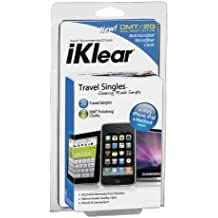 iKlear Travel Singles for iPad, iPhone, MacBook Pro and MacBook