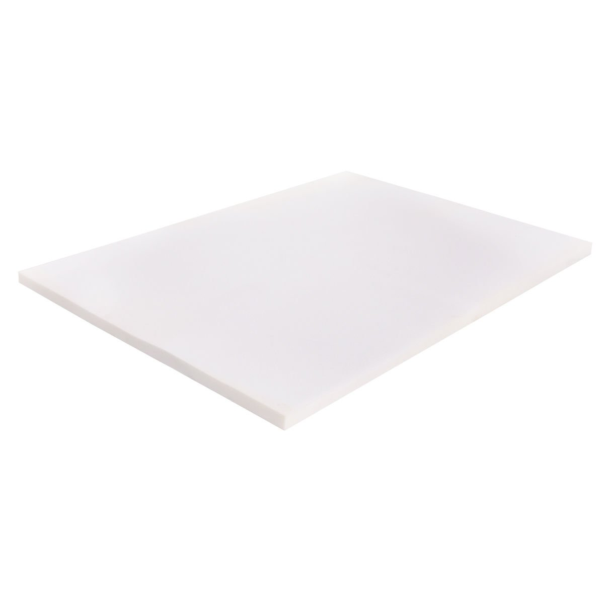 Giantex White 45d Memory Sponge Memory Foam Mattress Pad
