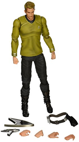 "Square Enix Play Arts Kai Captain Kirk ""Star Trek"" Figure"